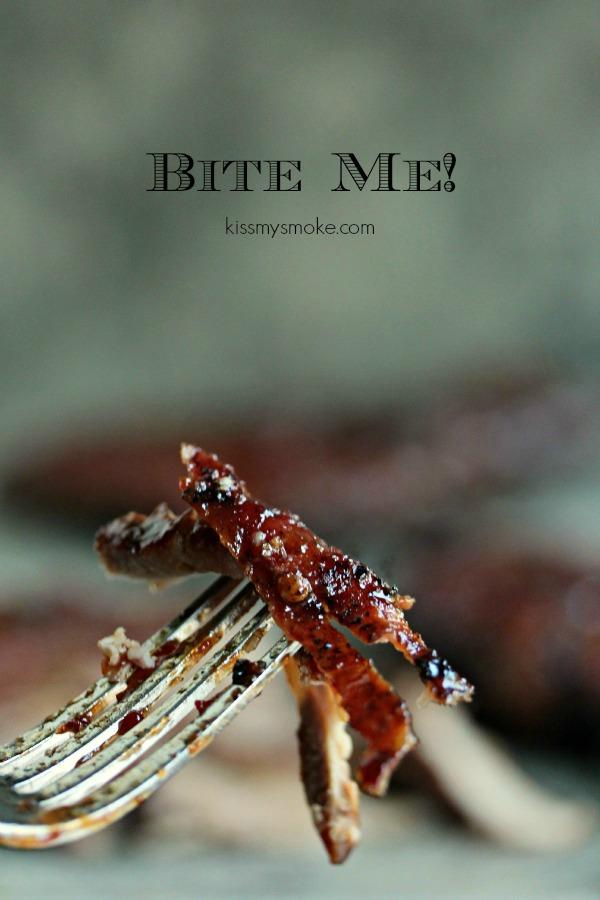 BBQ Ribs | kissmysmoke.com | #grill #bbq #ribs