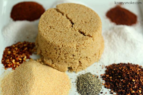 Bring Da Heat Rub | kissmysmoke.com | #grill #bbq #rubs #spices
