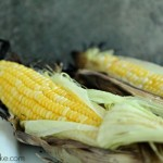Grilled Corn on the Cob | Kiss My Smoke | #grill #bbq #cornonthecob