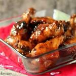 Spicy Grilled Chicken Drummettes