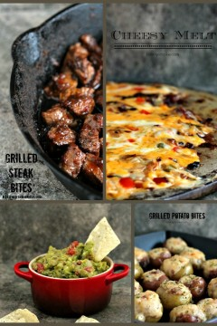 Appetizer Week Farewell | Kiss My Smoke | Giant Cookbook Giiveaway