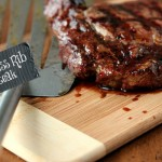 Grilled Boneless Rib Steak