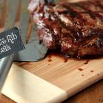Grilled Boneless Rib Steak