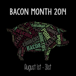 Bacon Month Announcement #BaconMonth