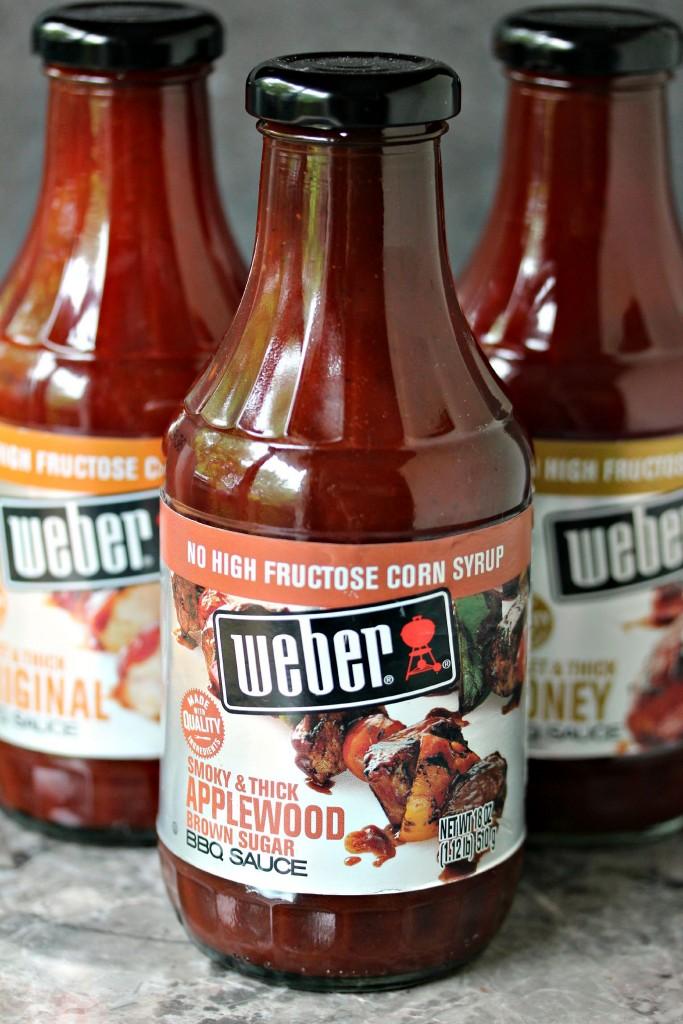 Weber BBQ Sauce