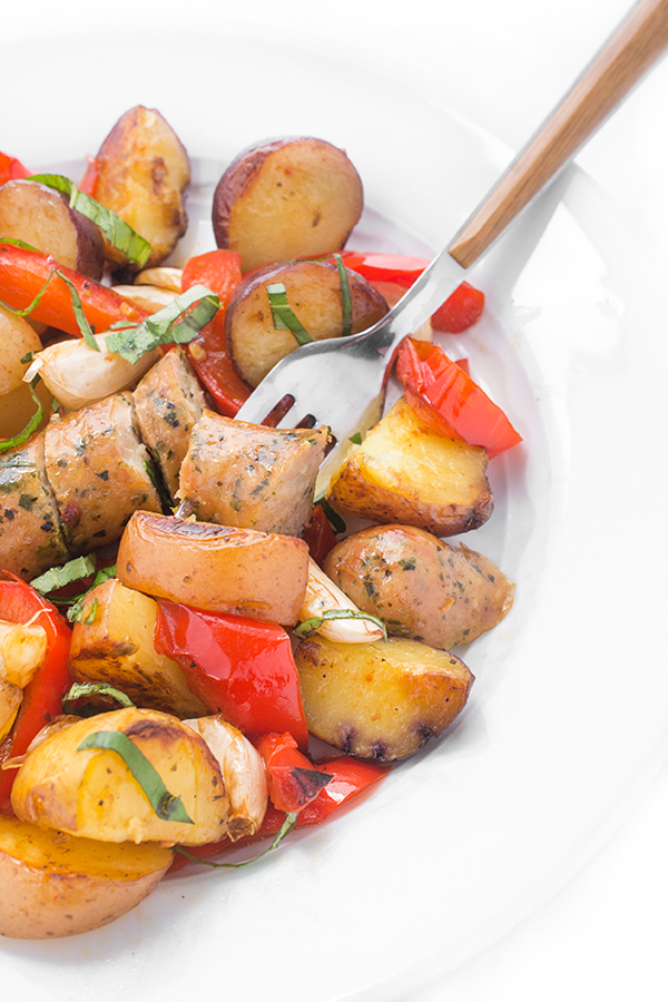 Grilled Italian Sausage Peppers and Potatoes from The Lemon Bowl featured on 15 Kick-Ass Grilling Recipes by kissmysmoke.com- These 15 Kick-Ass Grilling Recipes are for die-hard grill lovers. Grilling is a way of life for serious grillaholics. These recipes were hand-picked for those people who love the process as much as the end result.