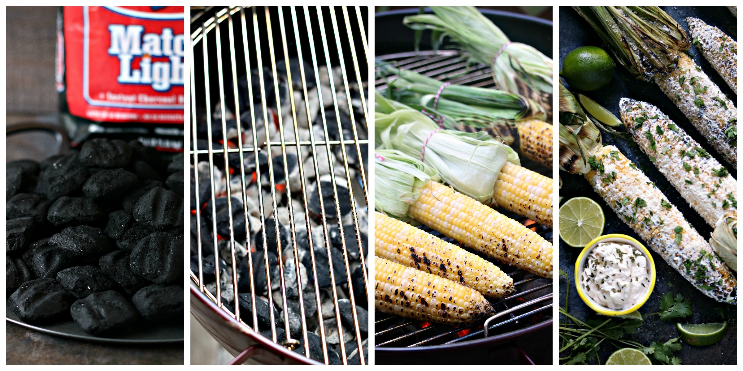 Mexican Street Corn (Elotes) Prep, Grill, Eat!