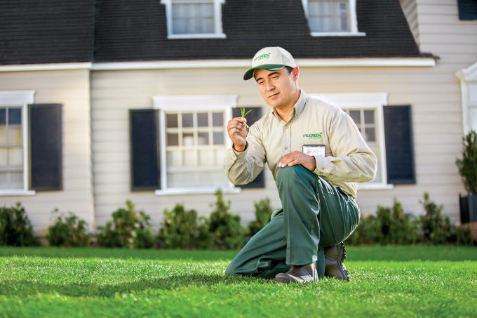 image of TruGreen lawn care service