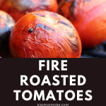 Tomatoes grilled to perfection
